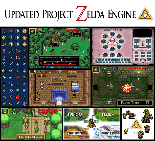 Project Zelda Engine - ZFGCpedia
